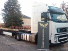 Krone SD nosič kontejnerů, roztahovací, 2x zvedací náprava